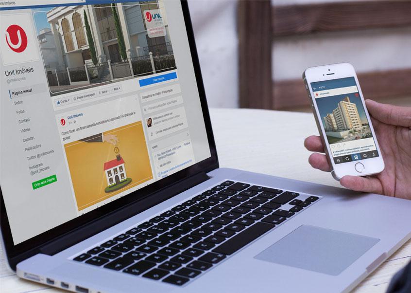 Unil Imóveis fecha pacote de Marketing Digital com a Labbo