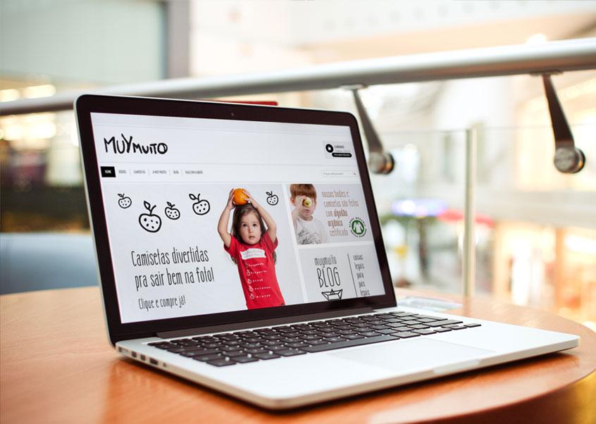 Labbo lança loja virtual para Muy Muito